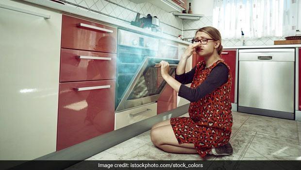 khử sạch mùi hôi trong nhà bếp