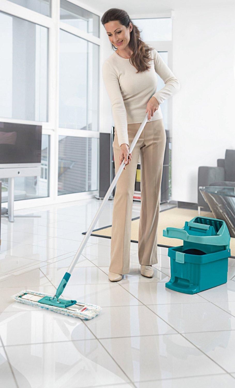Việc lau nhà trở nên thuận tiện, an toàn hơn khi dùng nước lau sàn uy tín